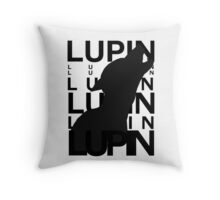 Lupin Remus Animagus Throw Pillow