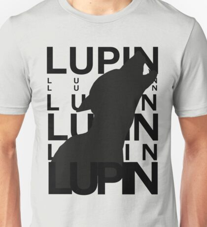 Lupin Remus Animagus Unisex T-Shirt