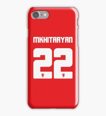 Henrikh Mkhitaryan - No.22 Phone Case iPhone Case/Skin