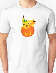 Pumpkinchu Pokemon Halloween T-Shirt