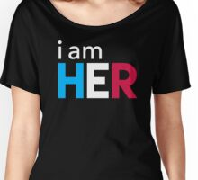 I Am Her Women's Relaxed Fit T-Shirt