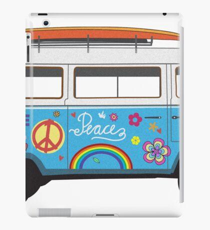 Beach Hippie Van iPad Case/Skin