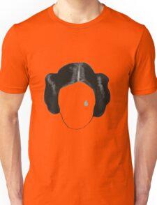 princess leia tribute  Unisex T-Shirt