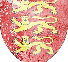 England Coat of Arms by wtaylor72