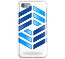 abstract-square-shine-logo iPhone Case/Skin