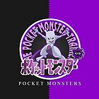 Pocket Monsters Purple by SnapFlash