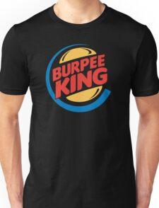 Burpee King Fitness Unisex T-Shirt