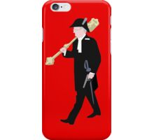 Canadian Sergeant-at-Arms Agent Vickers, Kevin Vickers. iPhone Case/Skin