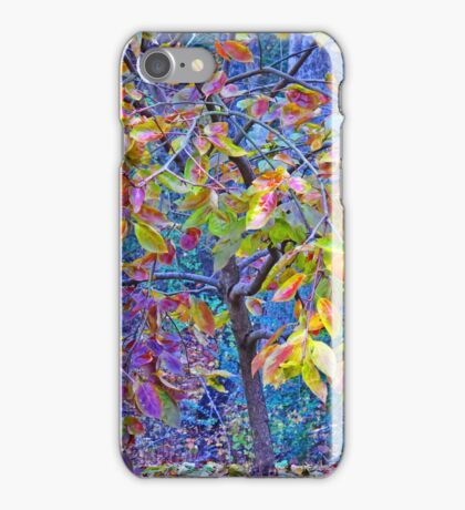 The Persimmon Tree iPhone Case/Skin
