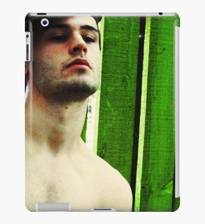 Tye Matthew Harris iPad Case/Skin