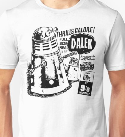 dalek playsuit Unisex T-Shirt