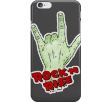 Rock'n'Rise SC iPhone Case/Skin