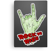 Rock'n'Rise SC Canvas Print