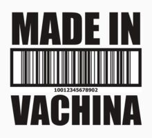 MADE IN VACHINA Baby Tee