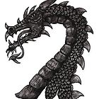 Black Dragon Sable by Cleave