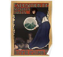 Exposition De Nombreux Univers Poster