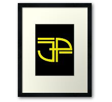 Jay Park Framed Print