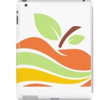 apple-in-piece-color-logo iPad Case/Skin