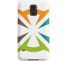 abstract-decoration-logo Samsung Galaxy Case/Skin