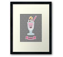 Sweet!!! Framed Print