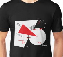 Beat the Whites with the Red Wedge Unisex T-Shirt