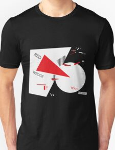 Beat the Whites with the Red Wedge T-Shirt