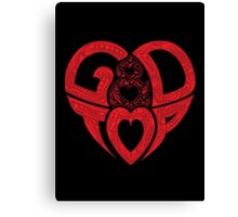 GD & TOP 1 Canvas Print
