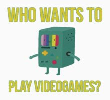 Who wants to play videogames? by Polygon