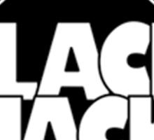Black Jack Sticker