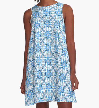 Serene A-Line Dress
