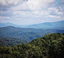 Great Smoky Mountains by irishmurr