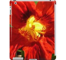 Fiery Mouth iPad Case/Skin