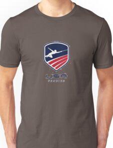 US Fencing Unisex T-Shirt