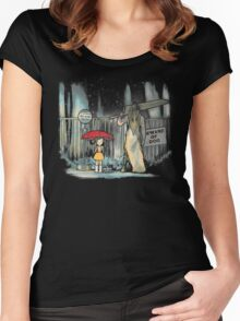 My Neighbor Pyramid Women's Fitted Scoop T-Shirt