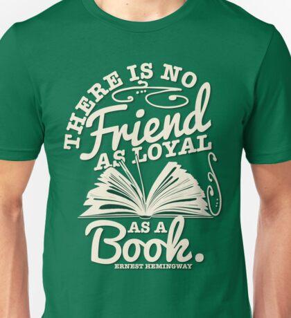 The Loyal Book Unisex T-Shirt