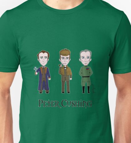 Peter Cushing Unisex T-Shirt