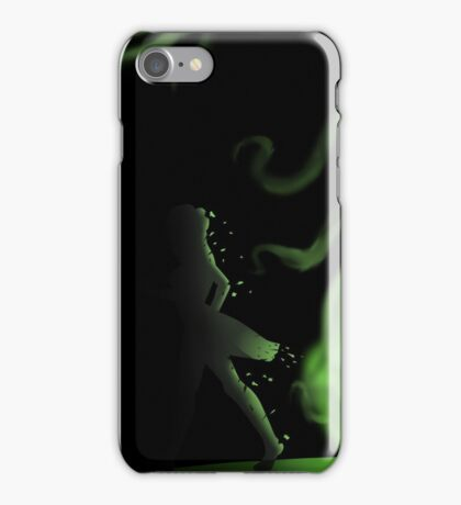 Faded into the Fade iPhone Case/Skin