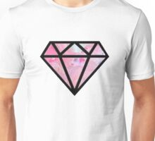 Watercolour Diamond Unisex T-Shirt