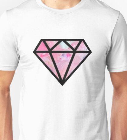 Watercolour Diamond Unisex T-Shirt