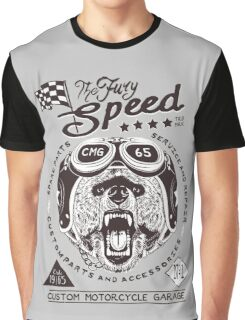 The Fury Speed Graphic T-Shirt