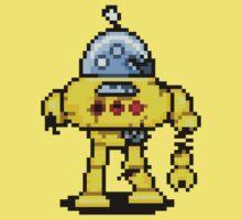 RoboPix One Piece - Short Sleeve