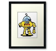 RoboPix Framed Print