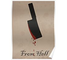 From Hell Print Poster