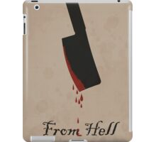 From Hell Print iPad Case/Skin