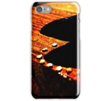 Dark Side of the Chili... iPhone Case/Skin
