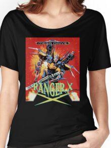 Ranger-X (Mega Drive) Women's Relaxed Fit T-Shirt