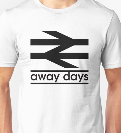 Away Day Culture Unisex T-Shirt