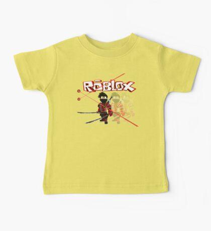 Roblox Lazer Ninja Baby Tee