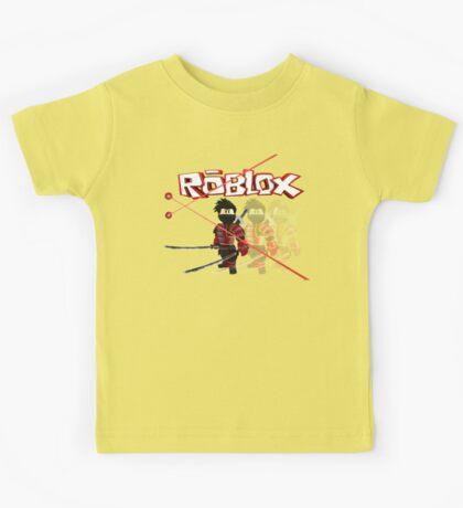 Roblox Lazer Ninja Kids Tee