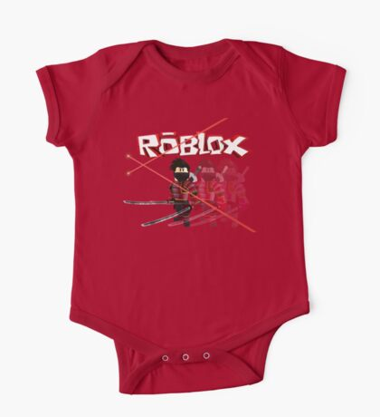 Roblox Lazer Ninja One Piece - Short Sleeve